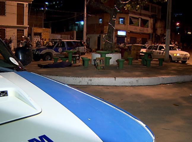 baixa do tubo morte na ba (Foto: Imagens/TV Bahia)