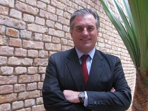 Presidente da Brasil Foods, José Antonio Fay. (Foto: Darlan Alvarenga/G1)