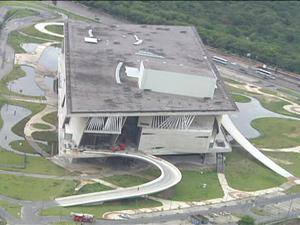 Cidade da Música (Foto: Reprodução/TV Globo)
