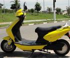 Scooter; Motor Z; elétrico (Foto: Divulgação)