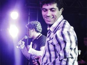 Paulo Sérgio e Daniel se apresentam em João Pessoa (Foto: Divulgação)