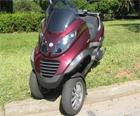 Scooter; Piaggio; MP3; três rodas (Foto: G1)