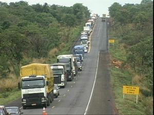 Operação de fim de ano envolverá 380 policiais em MS (Foto: Reprodução/TV Morena)