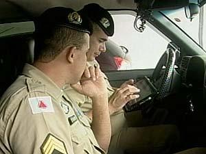 Ferramenta tem ajudado a reduzir a criminalidade (Foto: Reprodução TV Integração)