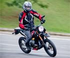 Zero; moto; elétrica; DS (Foto: Raul Zito/ G1)