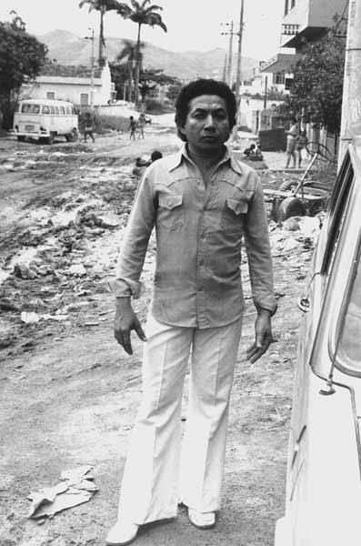 21 de fevereiro de 1979 - João Clemente Jorge Trinta, o Joãosinho Trinta, nasceu em São Luís, no Maranhão, em 23 de novembro de 1933. Foi para o Rio de Janeiro aos 18 e começou a carreira como carnavalesco em 1973 no Salgueiro