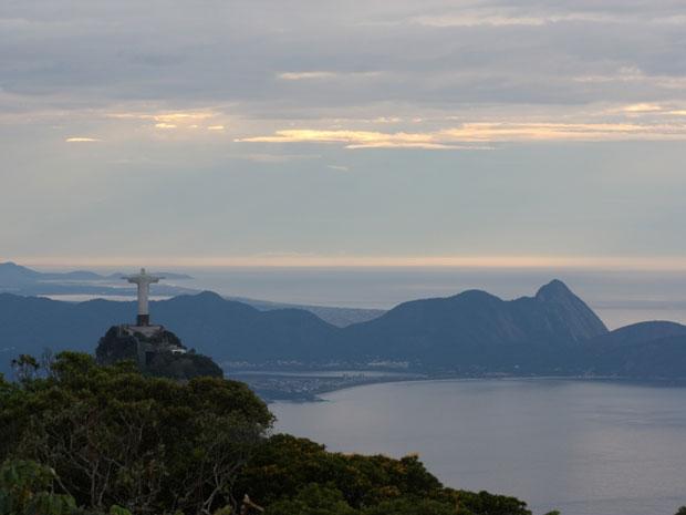Rio de Janeiro (Foto: Marcos Teixeira Estrella/TV Globo)
