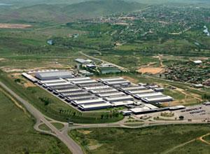 complexo de Itapetinga Vulcabras (Foto: Divulgação)