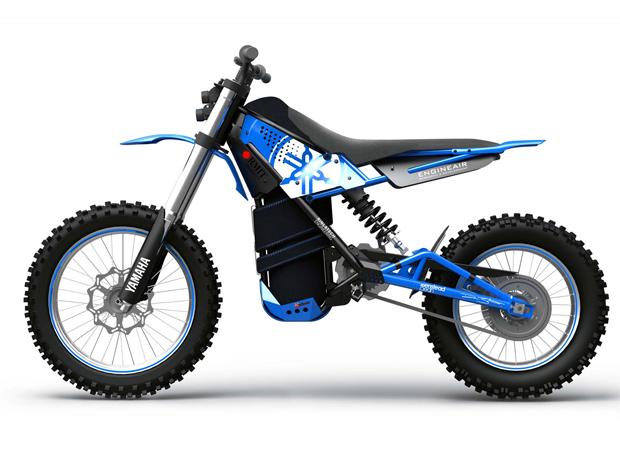 Moto pode alcançar 160 km/h, de acordo com a marca (Foto: Divulgação)