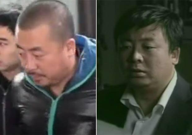 Após atacar policial, suspeito mudou o nome e virou de ator. (Foto: Reprodução)