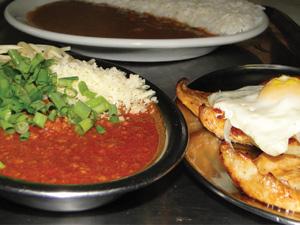 Rochedão é um dos pratos mais pedidos do Bolão (Foto: Raquel Freitas / G1)