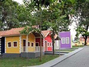 Cidade da Criança prevê atividades de terça a domingo (Foto: Divulgação)