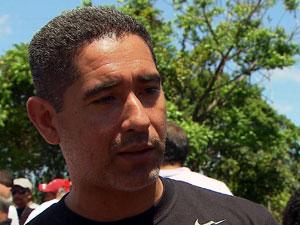 Delegado Cláudio Castro, do GOE (Foto: Reprodução/TV Globo)