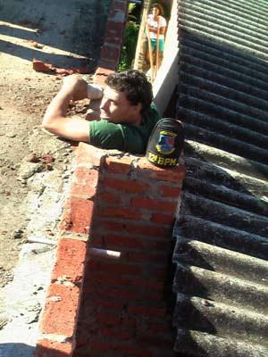 Rudinei Batista Valeriano tentou invadir residência em Caxias do Sul 300x400 (Foto: Divulgação/Brigada Militar)