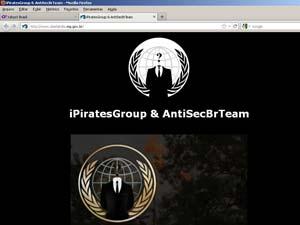 Vídeo podia ser acessado pelos internautas (Foto: G1 Triângulo Mineiro)