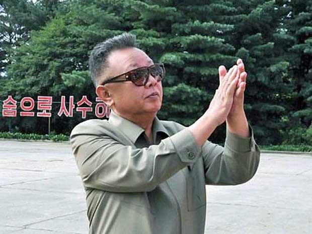 Kim Jong-il, morreu aos 69 anos. (Foto: Arquivo / G1)