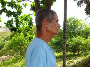 Juarez, saída temporária de Natal na Bahia (Foto: Lílian Marques/ Do G1)