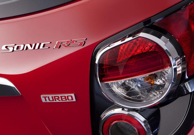 Chevrolet Sonic RS ganhou linhas mais orientais (Foto: Divulgação)