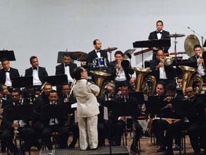Banda Sinfônica da Cidade do Recife (Foto: Lú Streithorst / Prefeitura do Recife)