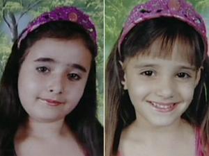 Irmãs morreram atropeladas (Foto: Reprodução/TV Globo)