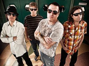 A banda Smash Mouth (Foto: Divulgação)