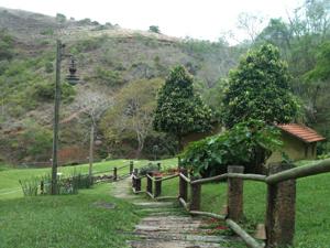 Retiro zen é opção para quem quer desacelerar (Foto: Sandro Shankara / Divulgação)