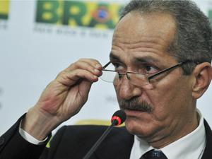 Aldo Rebelo assumiu posto de Orlando Silva após denúncias de irregularidades no Esporte (Foto: Fábio Rodrigues Pozzebom/ABr)