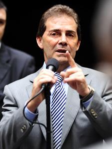 O deputado Paulo Pereira da Silva (PDT-SP), o Paulinho da Força (Foto: Gustavo Lima/Ag.Câmara)