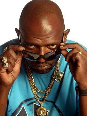 Mr. Catra, o rei do baile funk (Foto: Divulgação)