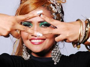 Gaby Amarantos, a Beyoncé brasileira  (Foto: Aldridge Neto)