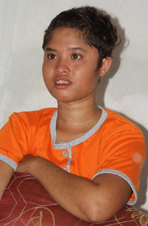 Mary reaparece 7 anos após dada como morta por tsunami (Foto: AFP)