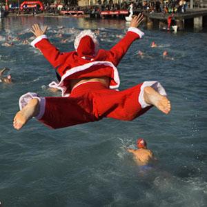 Veja fotos de Natal pelo mundo (Reuters)