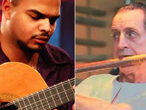 Marcel Powell e Rão Kyão são atrações do Festival Musica do Mundo na Paraíba (Foto: Divulgação)