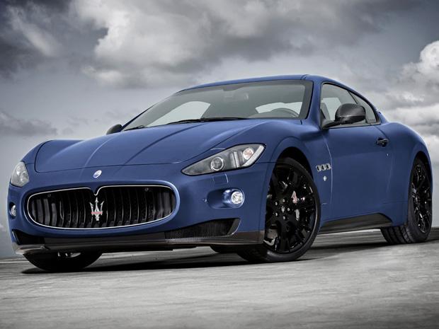 Maserati GranTurismo S Limited Edition  (Foto: Divulgação)