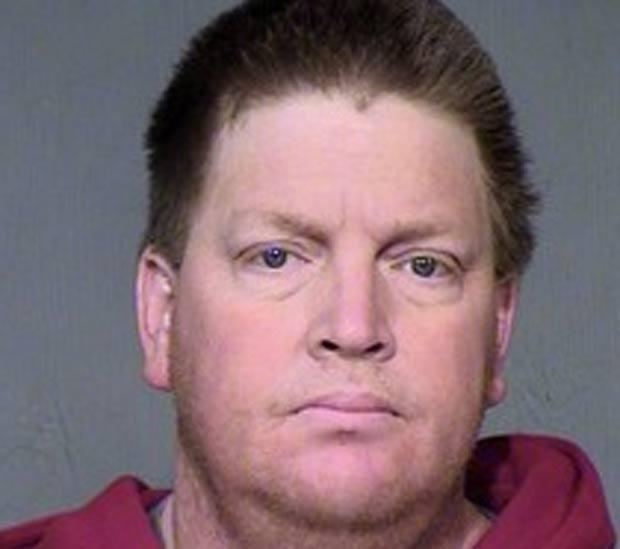 Troy Puetz foi preso ao filmar a ex fazendo sexo. (Foto: Divulgação)