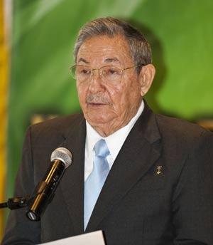 Presidente cubano, Raúl Castro. (Foto: AFP)