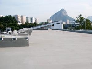 O Complexo Lagoon fará no terraço sua primeira festa de réveillon   (Foto: Divulgação)