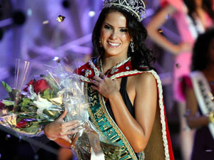 Miss Brazil 2010 was involved in a fatal automobile accident on Tuesday night near Vitoria, Espirito Santo, Brazil