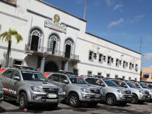 140 policiais militares do CE serão afastados da corporação, diz PGE (Foto: Arquivo/Agência Diário)