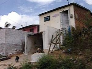 Crime aconteceu na casa do vereador, em Nova Floresta (PB) (Foto: Reprodução/TV Paraíba)