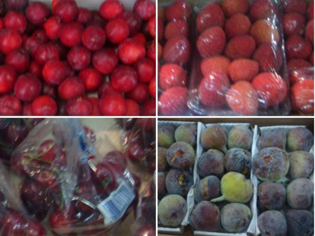 G1 Rom u00e3 e uva s u00e3o as frutas mais vendidas para simpatias no Ano Novo notícias em Paraná -> Como Decorar Frutas Para Ano Novo