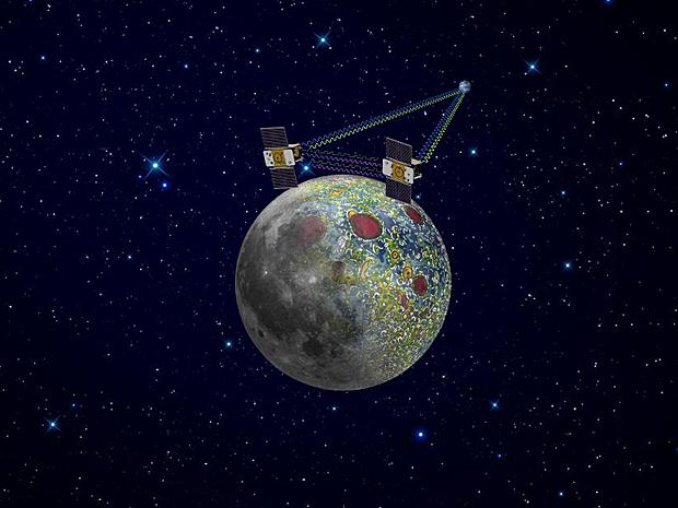 Grail (Foto: NASA/JPL-Caltech)