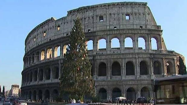 Pedaço de menos de cinco centímetros se soltou no Natal.  (Foto: BBC)