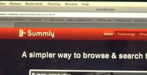 Summly foi feito enquanto Nick estudava para as provas da escola (Foto: BBC)