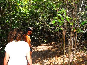 Aldeia Flor d'Água na Paraíba é uma opção de lazer nas férias (Foto: Milton Rosa/Divulgação)