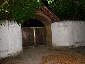 Alemão é encontrado morto em casa de Cabedelo, Paraíba (Foto: Walter Paparazzo/G1)
