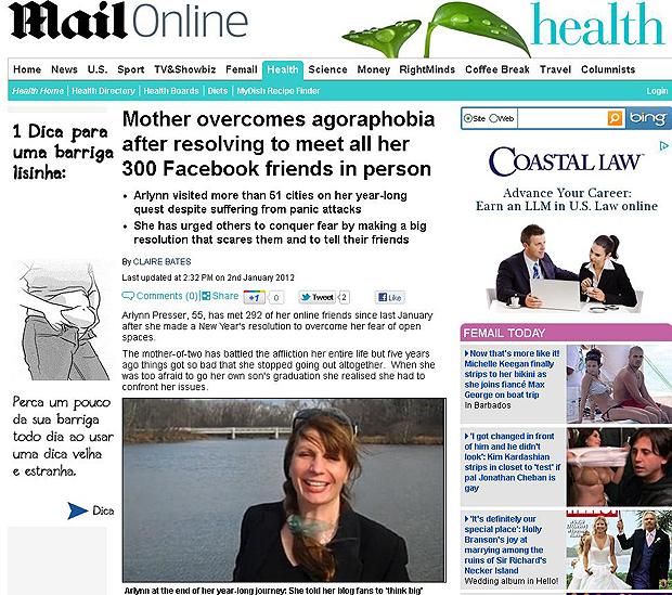 Daily Mail 620 (Foto: Reprodução/Daily Mail)