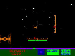 'Star Fire' é game que lembra 'Guera nas Estrelas' e pode ser baixado legalmente no site oficial do MAME (Foto: Divulgação)