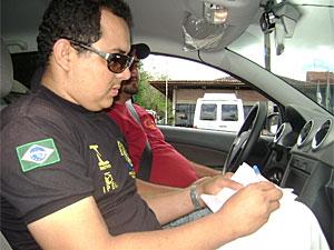 Técnicos do Ipem farão aferição nos táxis do Estado (Foto: Divulgação/Ipem)