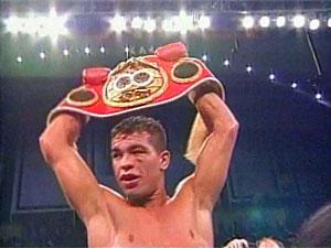 Boxeador Arturo Gatti (Foto: Reprodução/TV Globo)